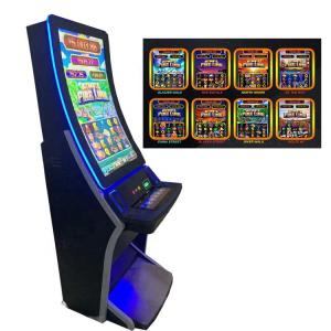 """Quality 8 In 1 43"""" Curve Screen Ultimate Firelink Slot Machine With Touch I Deck for sale"""