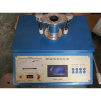 Paper Testing Equipment for Filter Paper Pore Size , Air Pressure 0 - 20kpa