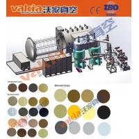 Quality Horizontal Cathodic Arc Coating Machine PVD Arc Plating Equipment For Bracelet for sale