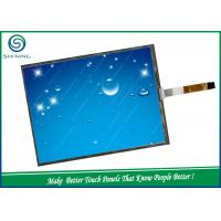 Quality POS Terminal / Industrial Equipment 5 Wire Resistive Touch Screen With A Housing for sale