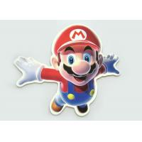 Best Custom Personalized Fridge Magnet , Refrigerator Super Mario Magnets wholesale