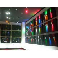 Quality led decorative wall lamp BD3055 2W RGB beautful color will catch your eyes for sale
