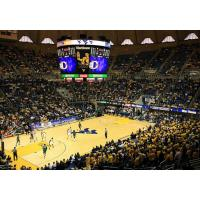 Quality Soft 8mm SMD sports Video LED display indoor 1/4 scanning for basketball field for sale