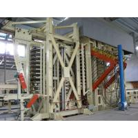 Quality Bamboo Particle Board Production Line High Productivity Panel 2440 x 1220 MM for sale