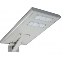 Quality Remote Control IP65 50W 100W 150W All In One Solar LED Street Light for sale