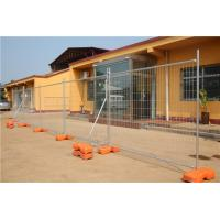 Hot Dipped Galvanized Temporary Site Security Fencing AS4687-2007 Standard