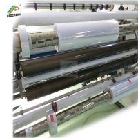Quality Chinese 0.05mm x 1500mm PVF transparent gas sample bag film for sale