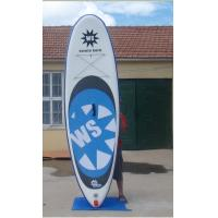 Quality Inflatable Windsurf Board Wtih Customized Pad , Environment Concerned Kids Paddle Board for sale