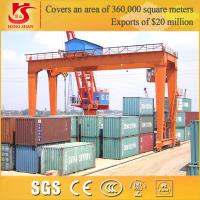 Quality Port Application Rail Mounted Container RMG Crane for sale