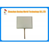 Quality 5.6  Inch 4 Wrie Resistive Touch Panel High Color Saturation Easy To Install for sale