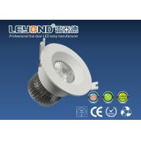 Buy Residential Lighting LED DownLight lamps Aluminum Cree COB with 38D 60D Beam at wholesale prices