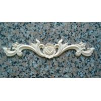 China Wooden appliques furniture inlays carving wood decorations on sale