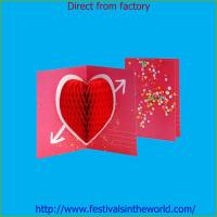 China 2014 New Design Handmade Paper Greeting Cards on sale