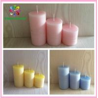 China Classic Craft Pillar Candles on sale