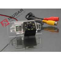 Quality Waterproof Car Reverse Camera BMW Rear View Camera Anti - Jamming Shock Proof for sale