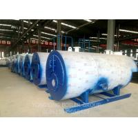 Quality Large Capacity Oil Fired Steam Boiler For Chemistry Factory WNS 0.7 / 1.4 / 2.1 MW for sale