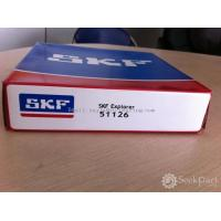 Quality SKF  thrust ball bearings 51126 for sale