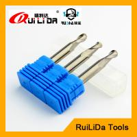 solid carbide ball nose shell end mill cutter sizes for wood