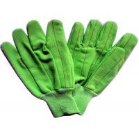 Quality Dyed Color Hot Mill Gloves , Heat Insulated Gloves Attractive Appearance for sale