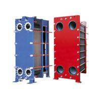 Quality 1.5HP Plate Heat Exchanger , Gasketed Heat Exchanger For Various Industrial Lines for sale