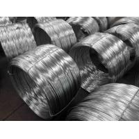 Quality Galvanized Steel Wire 4.09mm for ACSR  Standard BS 4565/ BS EN 50189 for sale
