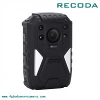 China Drop Resistance 4G Police Body Worn Cameras IP67 Waterproof Wide Angle 140 Degrees on sale