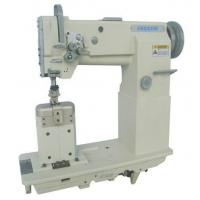 Quality Post-Bed Compound Feed Heavy Duty Lockstitch Sewing Machine for sale
