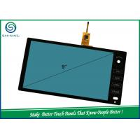 Best 9'' IIC PCT / PCAP Projected Capacitive Touch Panel COF Type For Navigation Device wholesale