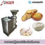 Quality Industrial Ginger Paste Making|Garlic Paste Grinder Maker Plant for sale