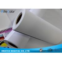 China PP Indoor Advertising Waterproof Synthetic Paper For Inkjet Printers on sale