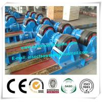 Quality Automatic Industrial Pipe Welding Rotator Adjust By Bolt Or Screw for sale