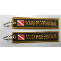Best Scuba Professional Diving Diver Key Chain Banner KeyChain wholesale