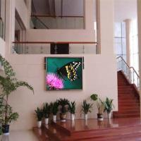 Quality Scrolling indoor full color led display  for sale