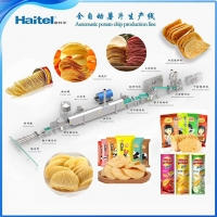 Quality Machinery to make fried potato chips production line bakery making machine food machine manufacturer for sale