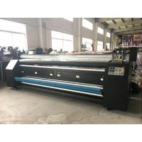 China Banner Sublimation Digital Textile Printing Machine On Various Fabric Materials on sale
