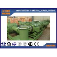 Two stages Roots Air Blower , high pressure roots compressor for power plant
