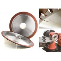 Quality Resin Bond Diamond CBN Abrasive Wheels HSS Circular Saw Sharpening R001 Use for sale