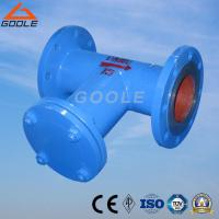 Quality Flanged Tee Type Strainer (GAST-A/B/C) for sale
