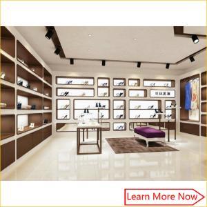 China Customized top quality decoration for shoe shop,decoration shoe shop on sale
