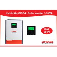 Best Wall Mounted Integrated Solar Power Inverter with Energy Storage 1-5KW wholesale