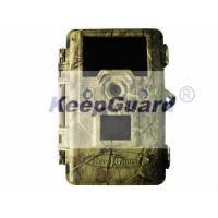 China Waterproof 1080P HD 3G Trail Camera / Infrared Digital Scouting Camera on sale