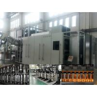 Quality Bottle Filling And Labeling Machine With Touch Screen , Bottled Water Production Line for sale