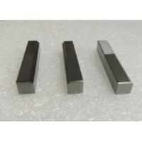 Buy Rectangle Precision Hardware Parts By Grinding Pad Printing Equipment Components at wholesale prices