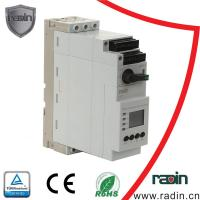 Quality Overload Motor Protection Device LCD Display With Panel Meters High Breaking Capacity for sale