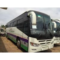 China 2011 Year 48 Seats Used Passenger Coaches Golden Dragon Brand 300HP Power on sale