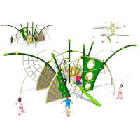 Quality backyard play equipment , outdoor play equipment climbing frame facilities for sale