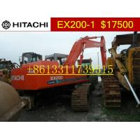 Buy cheap Used Hitachi EX200-1 Excavator/Hitachi EX200-1 from wholesalers