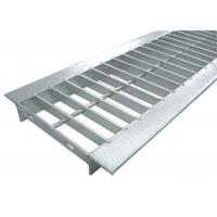 Quality Durable Hot Dipped Galvanized Grate For Driveway Drainage / Channel Driveway for sale