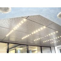 Quality Building Lay In Ceiling Panels Sound Insulation  For Exhibition Centre  Hospital for sale