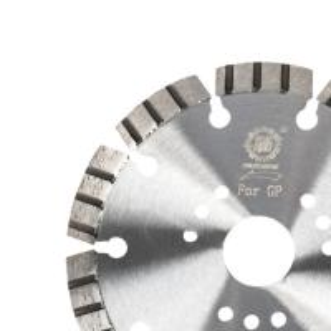 China Diamond blade 6 inch horizontal cutting blade for stone slab and brick cutting - diamond blade manufacturers in china on sale